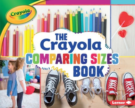 Crayola Concepts book for National Reading Day 2018