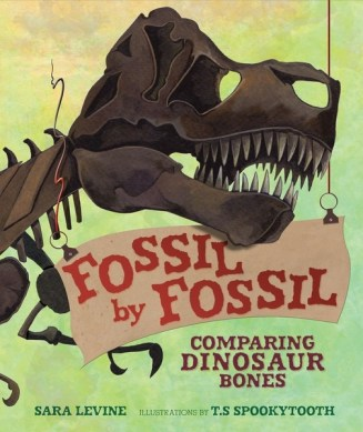 Fossil by Fossil by Sara Levine