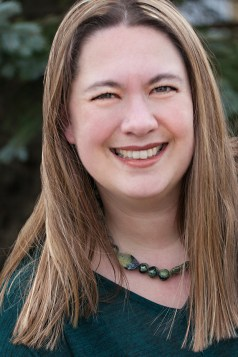 YA nonfiction author Tara Haelle