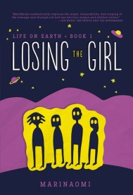 losing the girl by marinaomi (ya graphic novel)