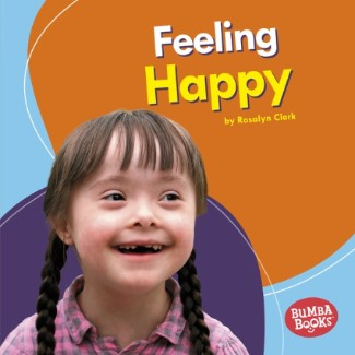 Feeling Happy cover - quiet books for kids