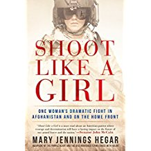 shoot like a girl cover