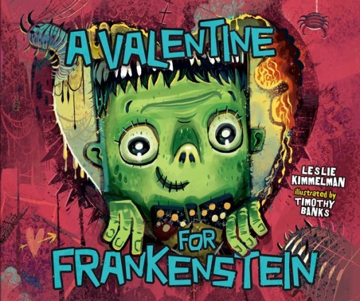 A Valentine for Frankenstein