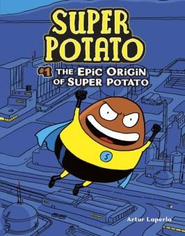 Super Potato by Artur Laperla