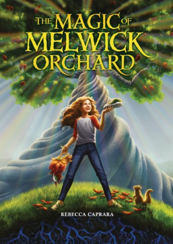 The Magic of Melwick Orchard cover