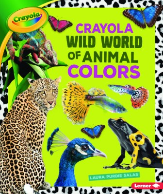 Crayola Wild World of Animal Colors cover