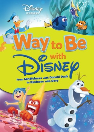 Way to Be with Disney cover