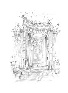 My Beijing sketch