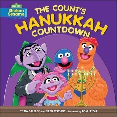 The Count's Hanukkah Countdown