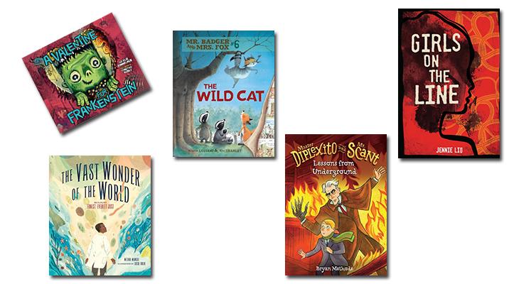 new books for November