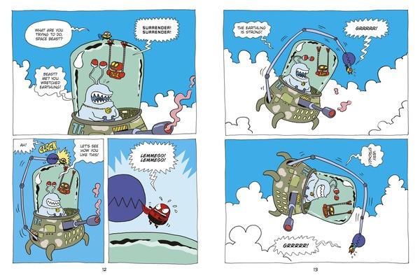 Super Potato's Galactic Breakout spread