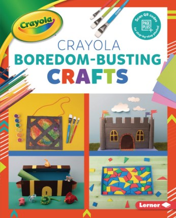 Colorful Crayola ® Crafts series