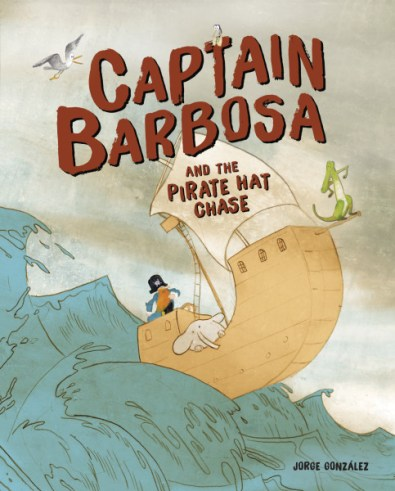 Captain Barbosa and the Pirate Hat Chase cover