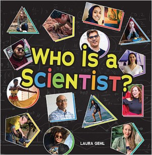 Who Is a Scientist? Book cover.