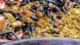 Paella, ein typisch spanisches Gericht, Foto: Paul-Georg Meister / pixelio.de