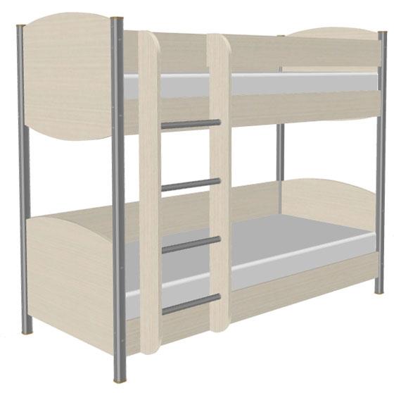 Кровать КР-123 (0,9х1,9)