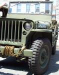 World War 2 Jeep.