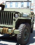 World War 2 Jeep.
