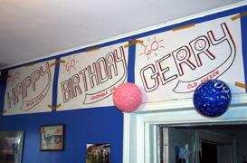 Happy Birthday Gerry - Senior Citizen, Venerable One, Old  Geezer