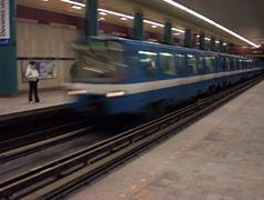 The Metro.  I love Montreal's Metros.  I wish Ottawa had one.