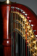 Not to harp on it but.. Harps are cool to look at!