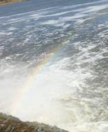 Same rainbow, different angle.