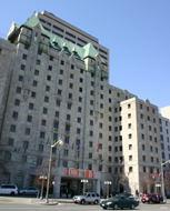 The Lord Elgin Hotel, on Elgin Street.
