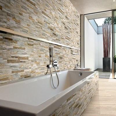 Rivestimento decorativo Granito grigio prezzi e offerte online  Leroy Merlin