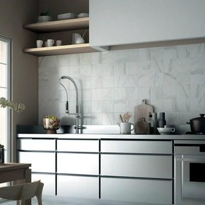 Piastrella Paestum 34 x 34 cm bianco prezzi e offerte