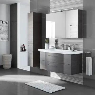 Mobile bagno Solitaire weng L 122 cm prezzi e offerte online  Leroy Merlin