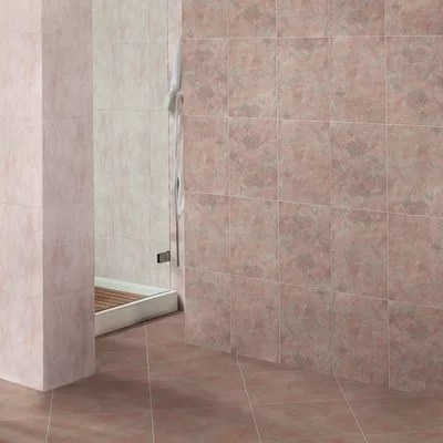 Piastrella Marmor 33 x 33 cm rosa prezzi e offerte online