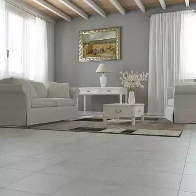 Piastrella Pietra Bella 31 x 31 cm bianco prezzi e offerte online  Leroy Merlin