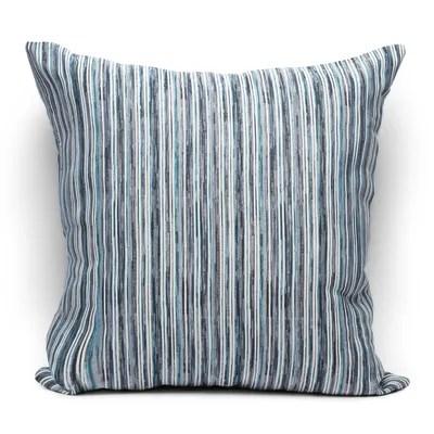 Fodera per cuscino Raya blu 60x60 cm prezzi e offerte