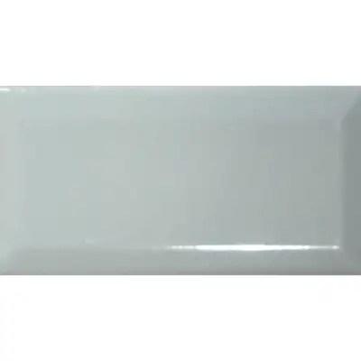 Piastrella Metro 75 x 15 cm grigio prezzi e offerte online  Leroy Merlin