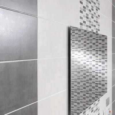 Piastrella Sirio 20 x 50 cm antracite prezzi e offerte online  Leroy Merlin