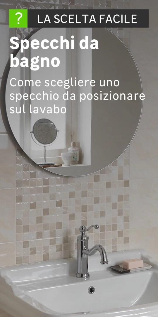 Specchi da bagno mondo convenienza idee per la casa e l - Specchi da bagno mondo convenienza ...