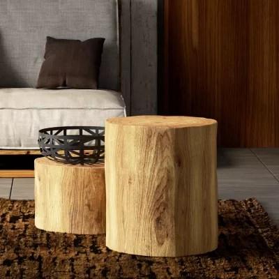 Tronco tondo legno  3040 x H 45 cm grezzo prezzi e offerte online