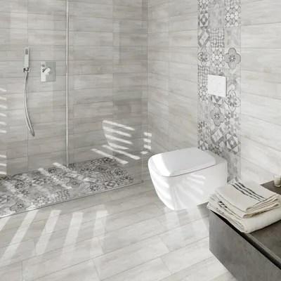 Piastrella Villa 20 x 20 cm grigio prezzi e offerte online  Leroy Merlin