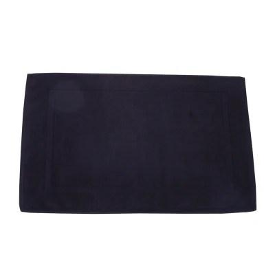 Tappeto bagno Eponge nero prezzi e offerte online  Leroy