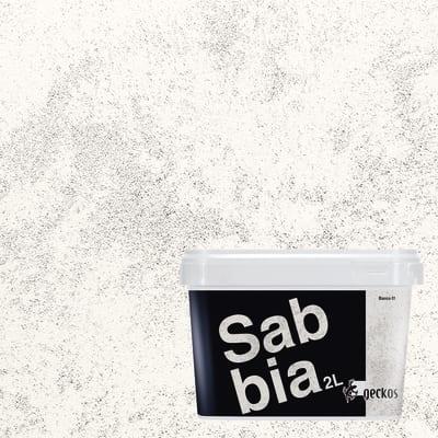 Pittura ad effetto decorativo Sabbiato bianco 01 2 L prezzi e offerte online  Leroy Merlin