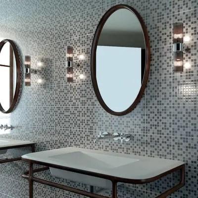 Mosaico Luminor 20 x 20 cm grigio prezzi e offerte online