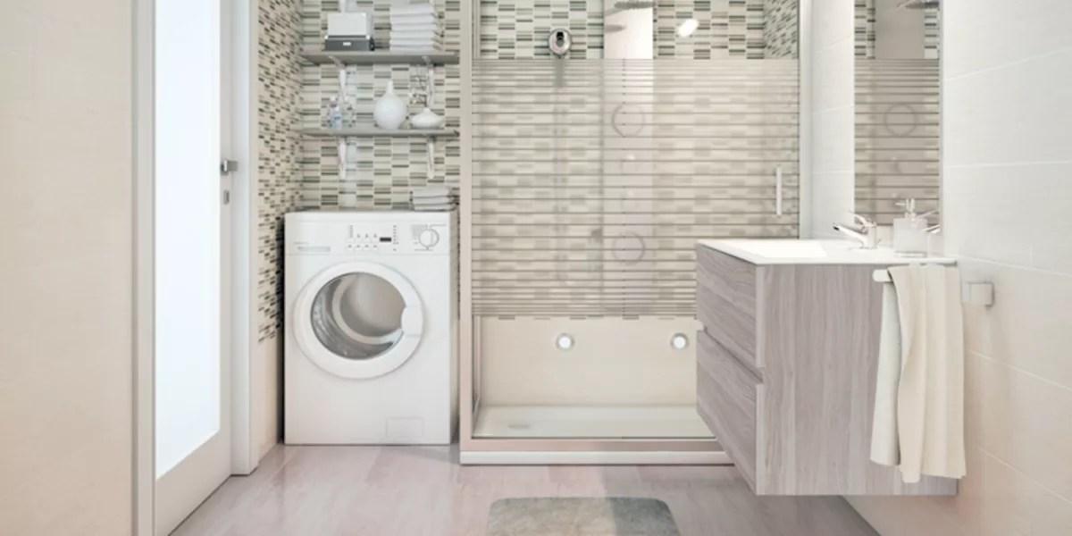 La doccia al posto della vasca per un bagno funzionale