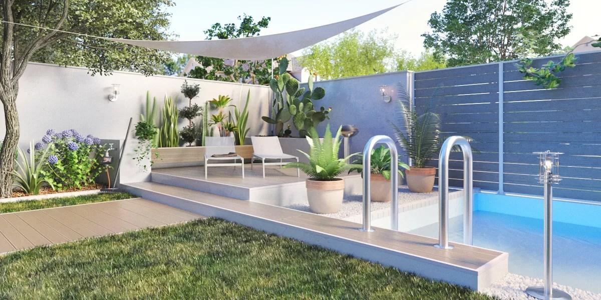 Idee Per Un Piccolo Giardino VV79  Regardsdefemmes