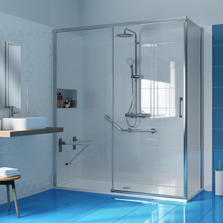 Le tende doccia leroy merlin sono la soluzione ideale per arredare il vostro bagno all'insegna della semplicità e donare allo stesso tempo un tocco di. Sostituzione Vasca Con Doccia Soluzioni Leroy Merlin