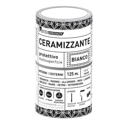 Resina smaltante Bianco Puro Geckos 0.5 L prezzi e offerte