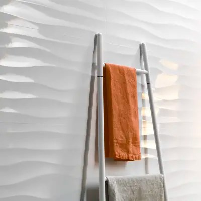 Piastrella Kolor 30 x 60 cm bianco prezzi e offerte online