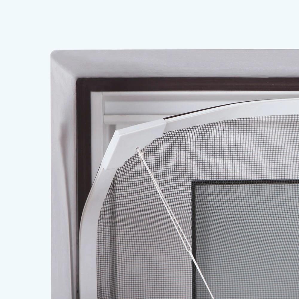 Mosquiteras Adaptables Para Ventanas Ventana Balcon De Aluminio En