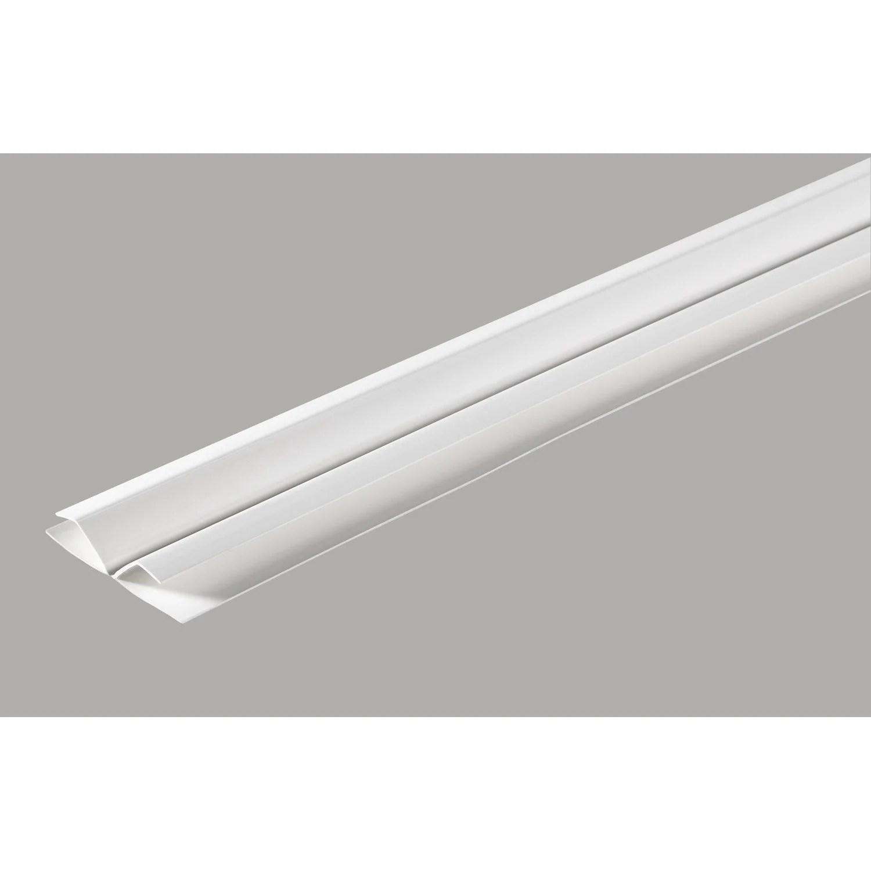 Moderne Profilé Pvc Blanc Leroy Merlin | Corni Re Pvc Blanc 100 X Mm L 2 6 EI-18