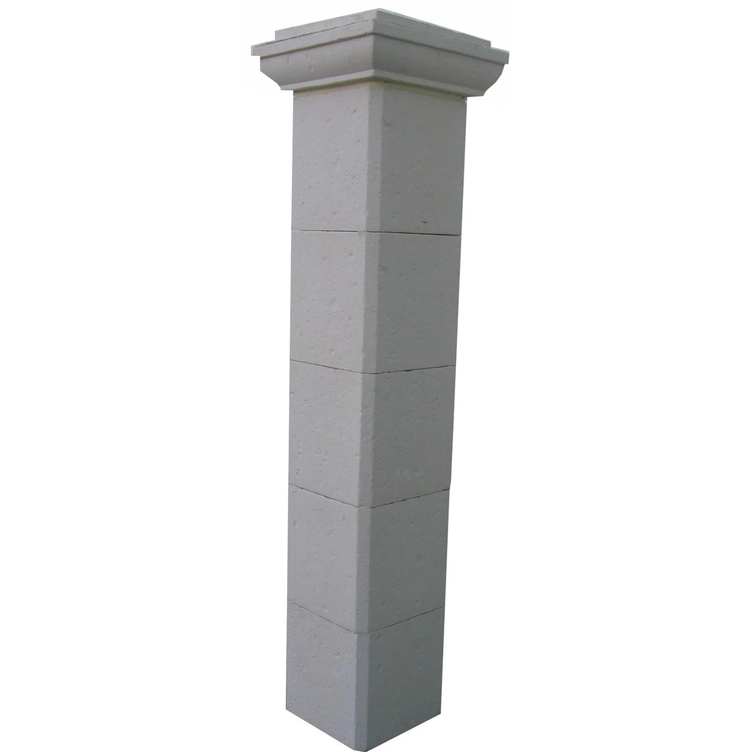 Couvre Mur Plat Gris Anthracite