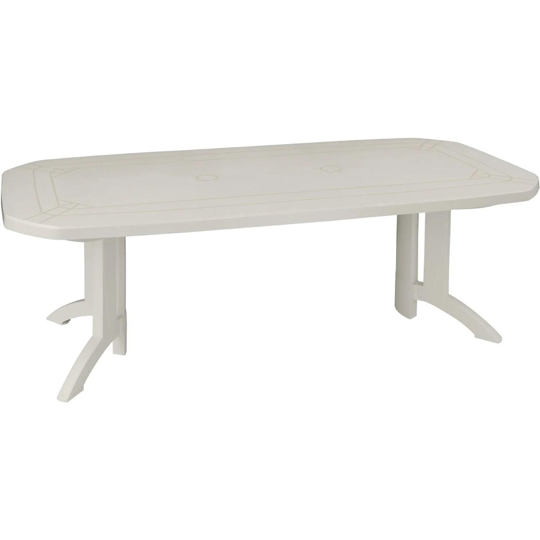 Table Vega Grosfillex Leroy Merlin